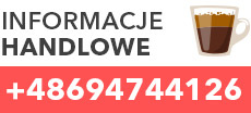 Informacje handlowe: +48694744126